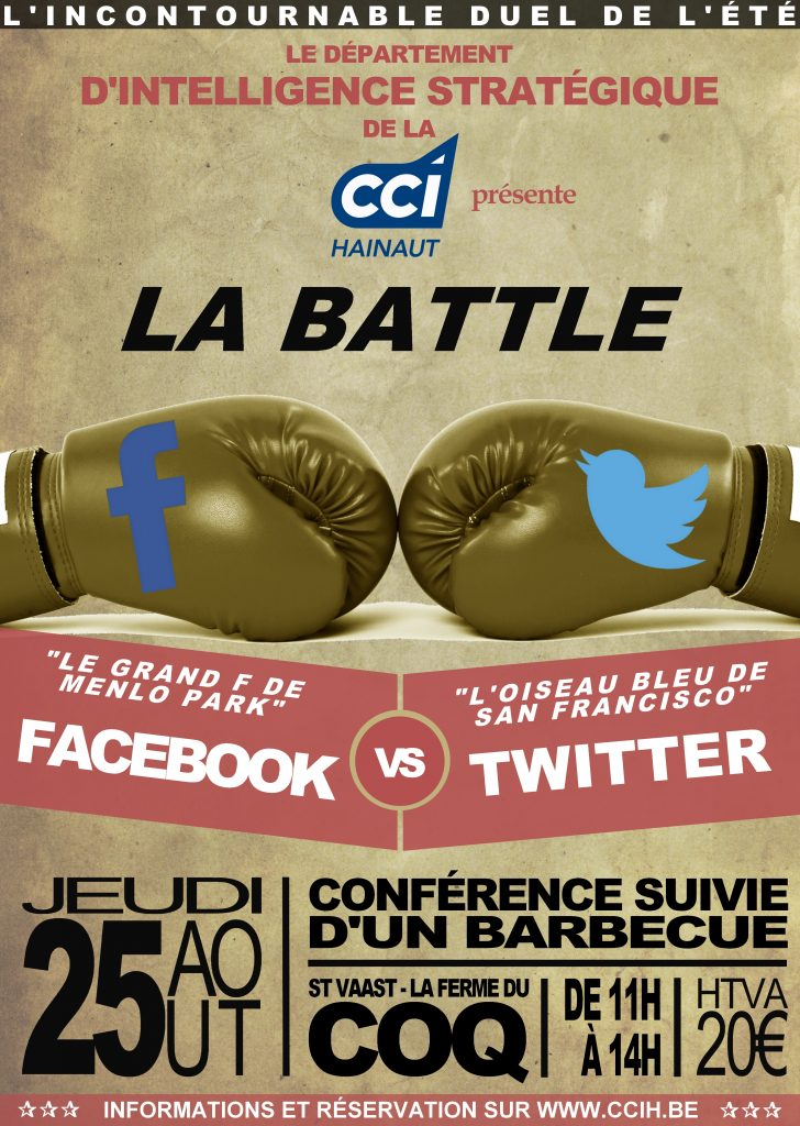 Battle FB-Twitter 2016-08-25 + lieu