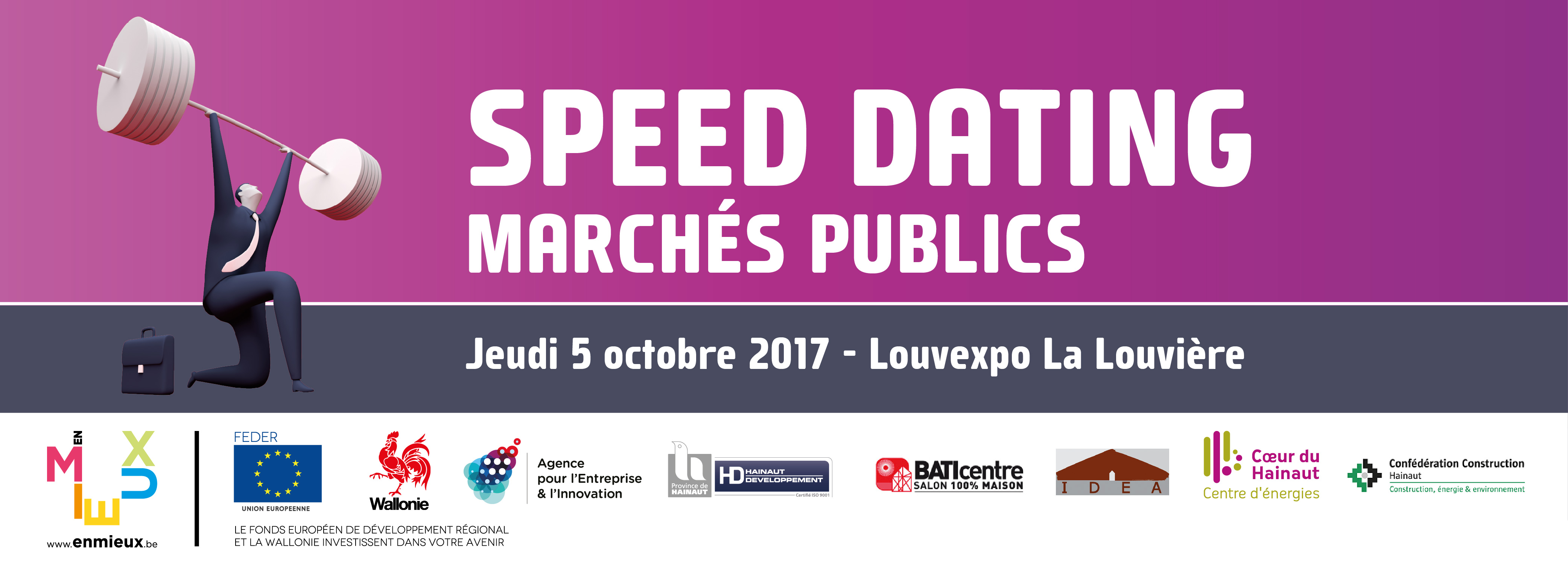 Speed datation Charleroi